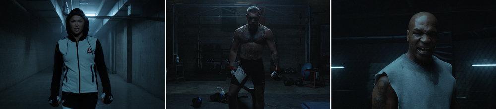 EA SPORTS:  UFC 2