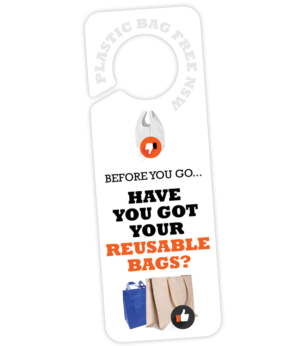download your door hanger here to remind you to pack your reusable bags before leaving the house