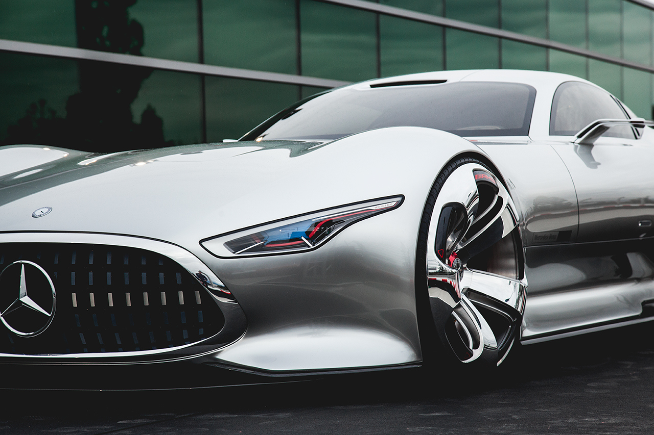 grimmworld: Mercedes-Benz AMG Vision Gran Turismo