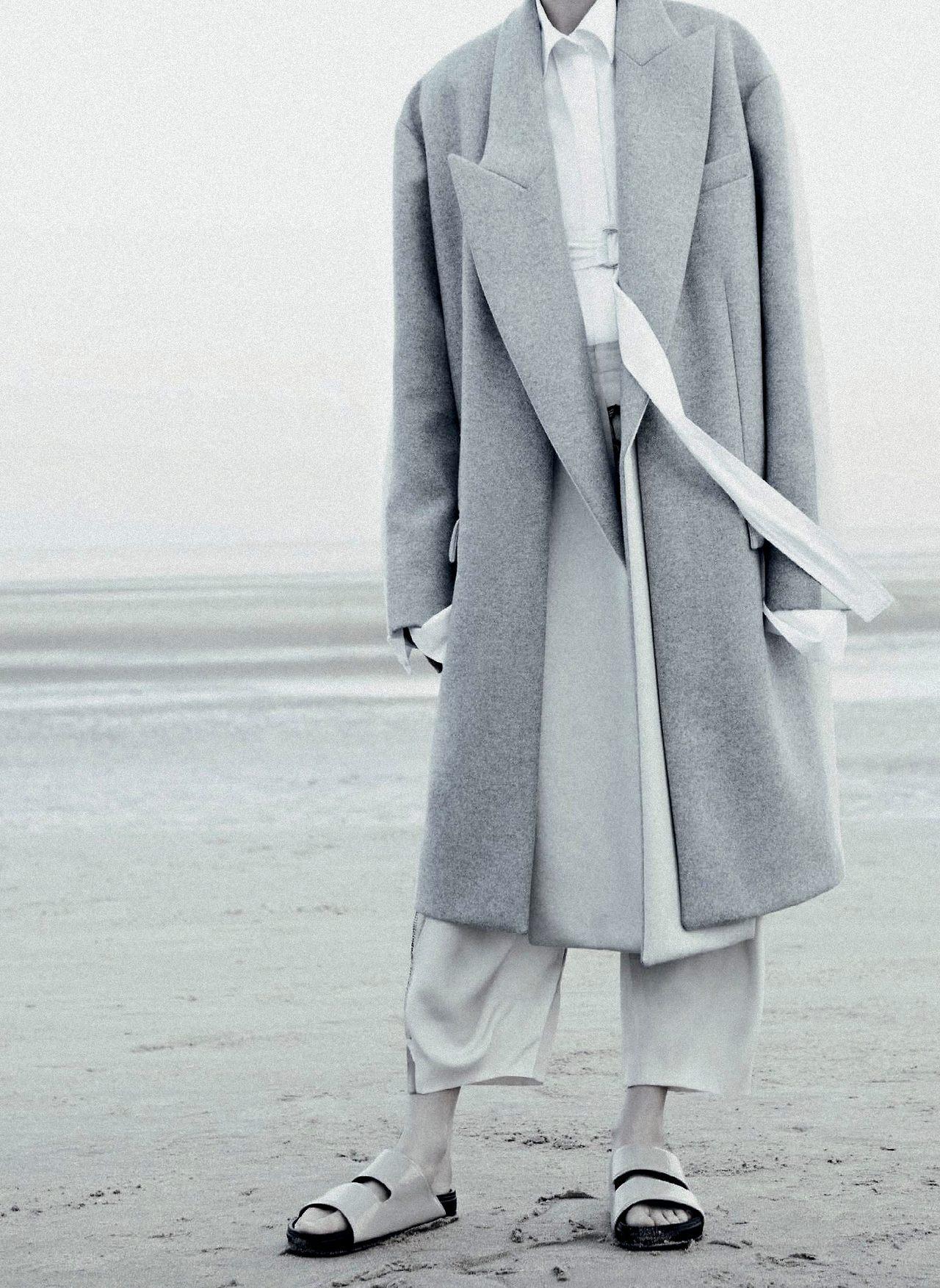Photographed by Karim Sadli for Vogue Paris November 2013.