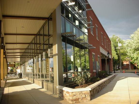 Fredericksburg Regional Transit Station