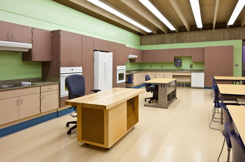 Erie County Health Center for Children Buffalo Public School #84