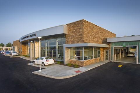 Northtown Lexus Dealership