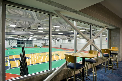 SUNY Canton - Convocation Athletic Recreation Center
