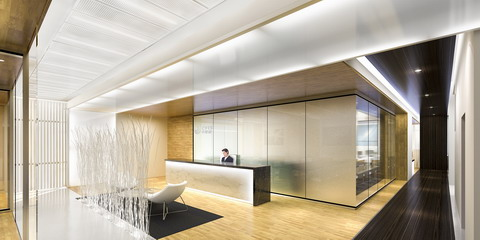 CYTS Jiading Office Interior Design