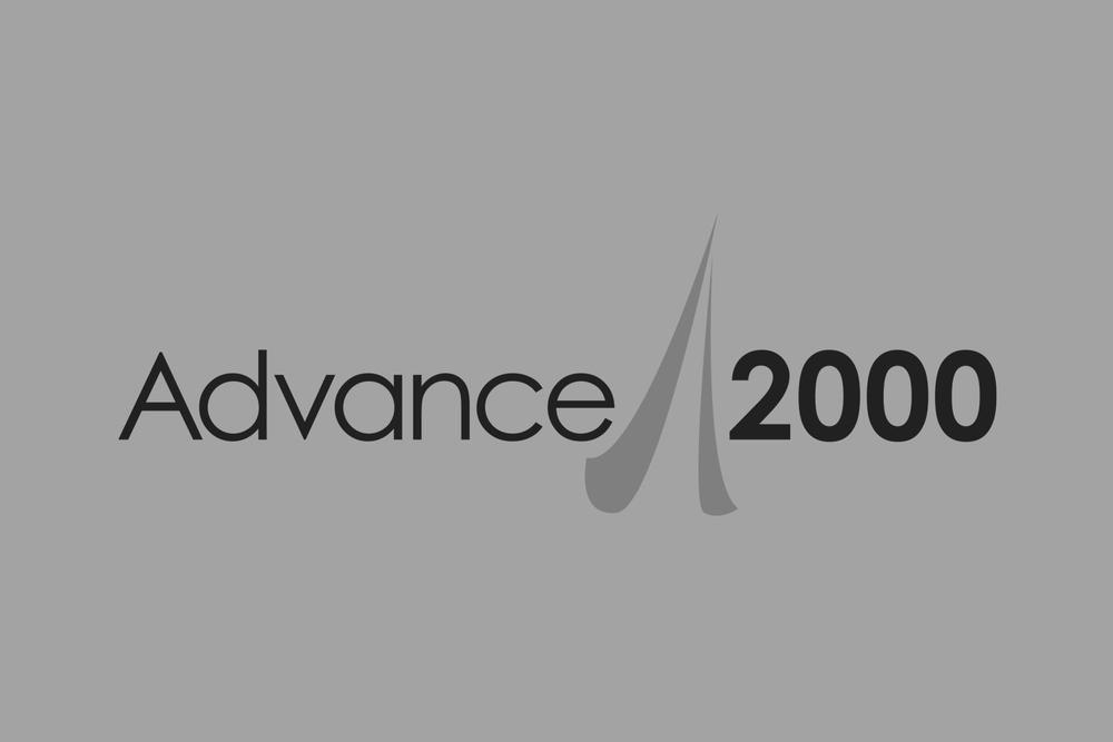 PODIUM SPONSOR  Advance 2000