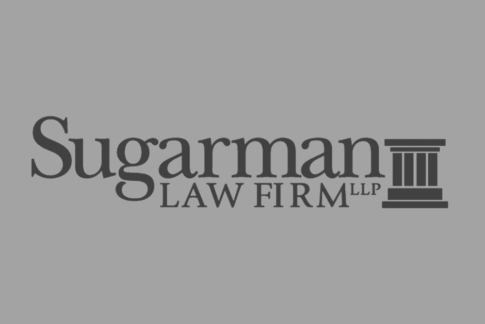 GOLD SPONSOR  Sugarman Law Firm
