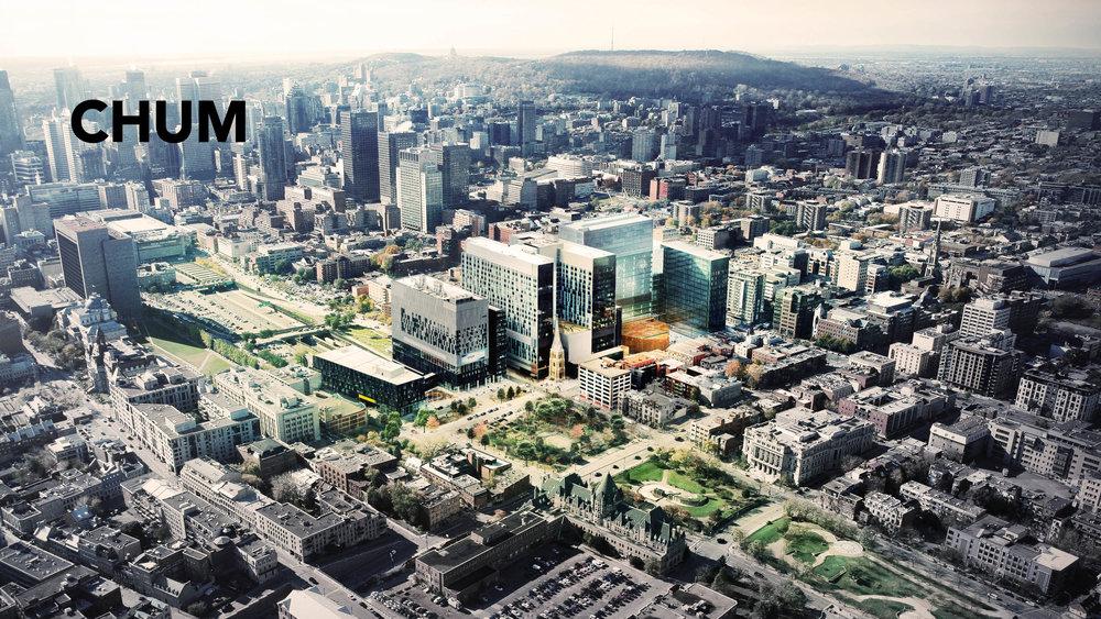 Centre Hospitalier de L'Universite de Montreal