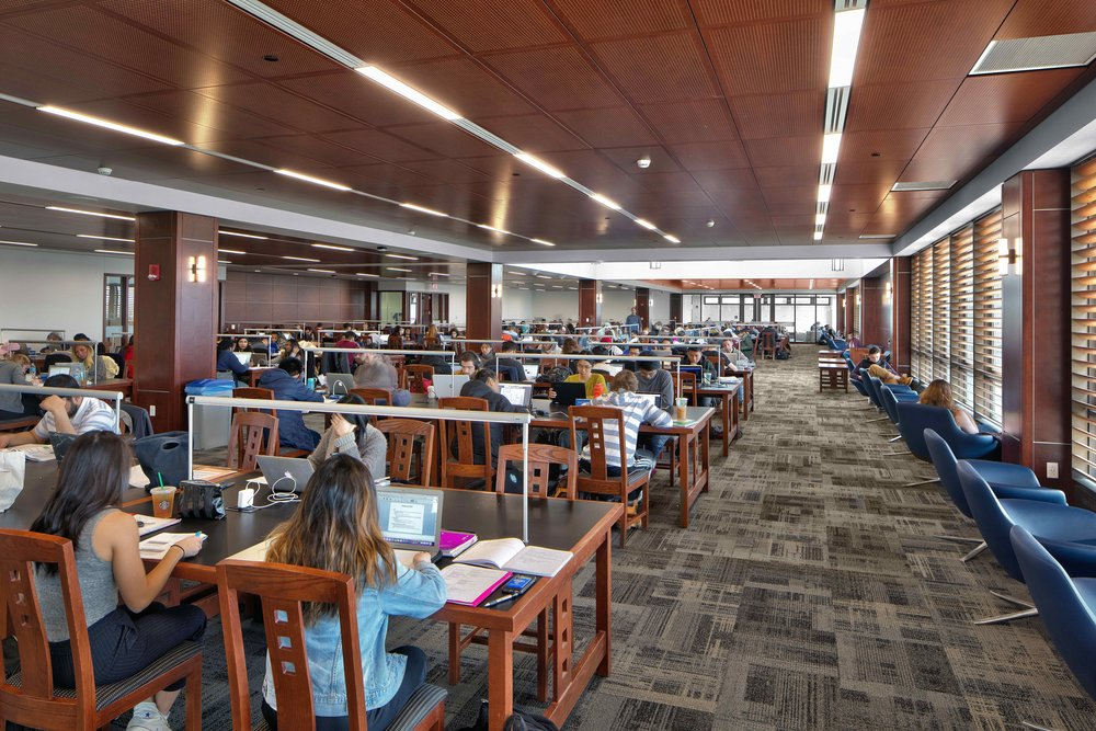 SILVERMAN LIBRARY TRANSFORMATION