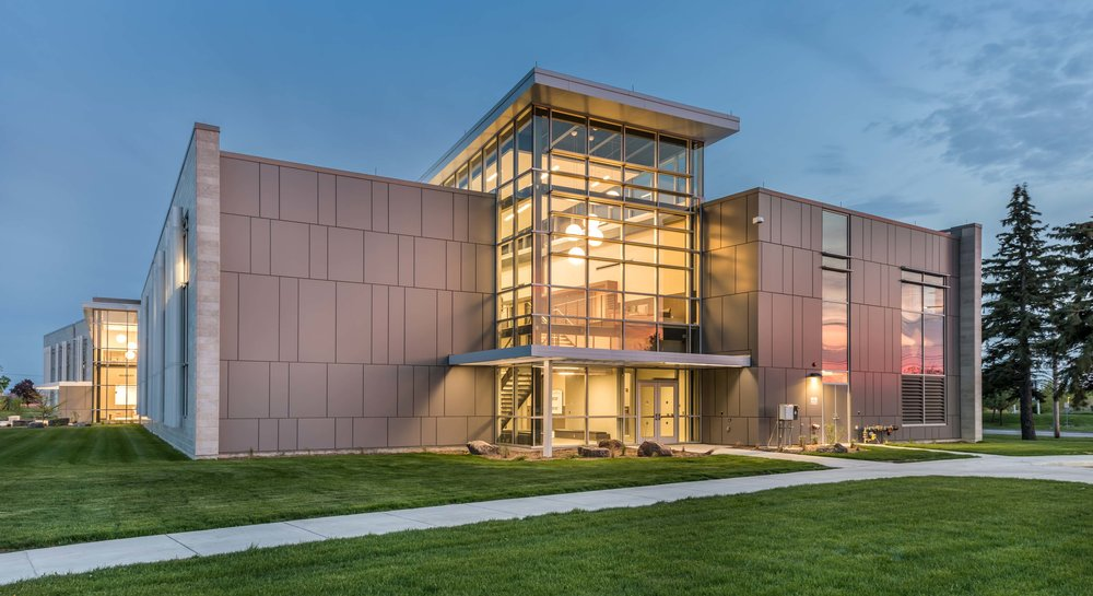 SUNY ERIE COMMUNITY COLLEGE (STEM) BUILDING