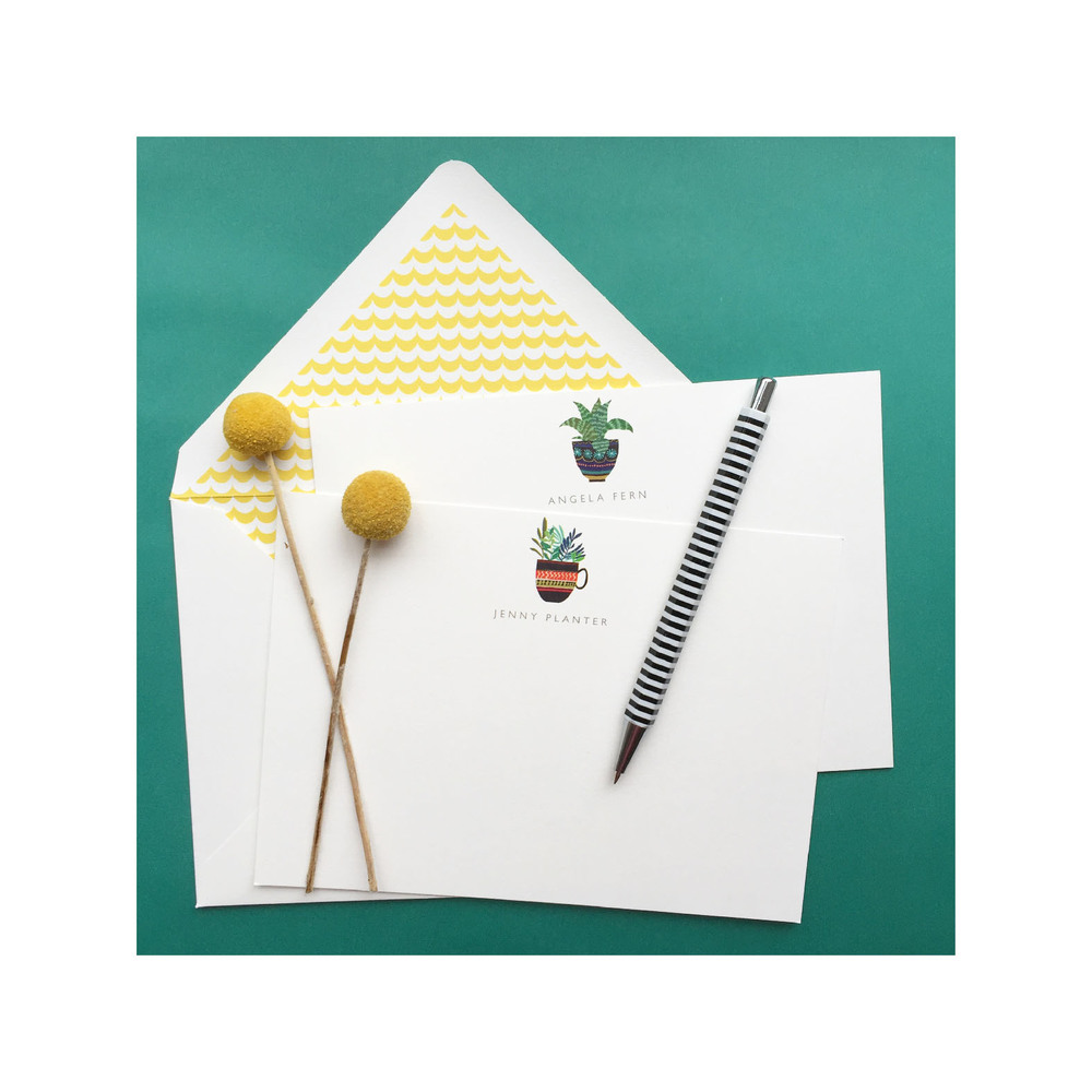 Personalised Stationery with  Papier.com    © Brie Harrison 2016