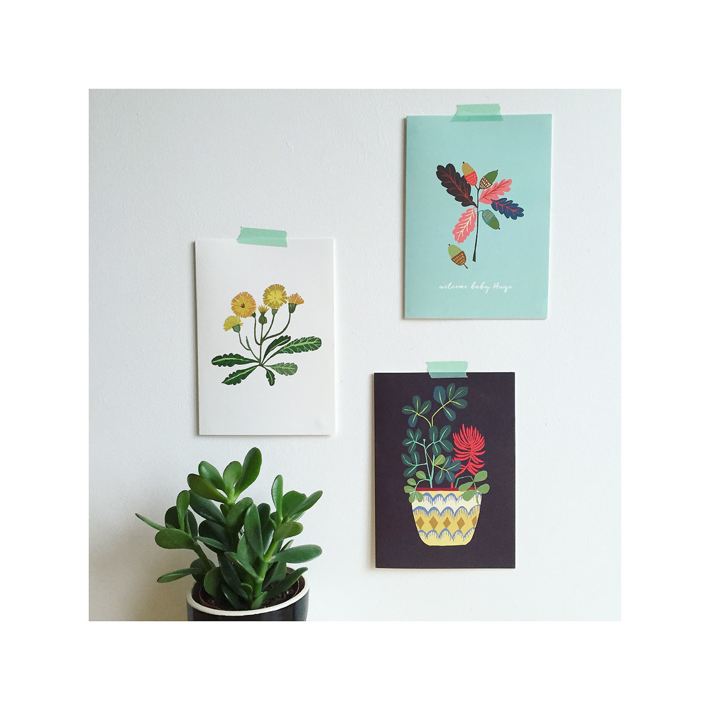 Personalised Cards with  Papier.com    © Brie Harrison 2016