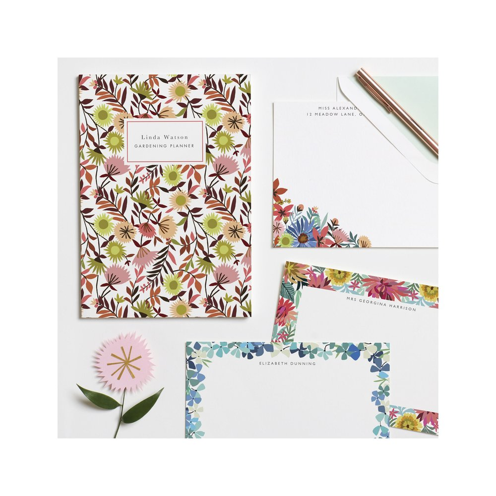Stationery for  Papier     ©BrieHarrison 2017