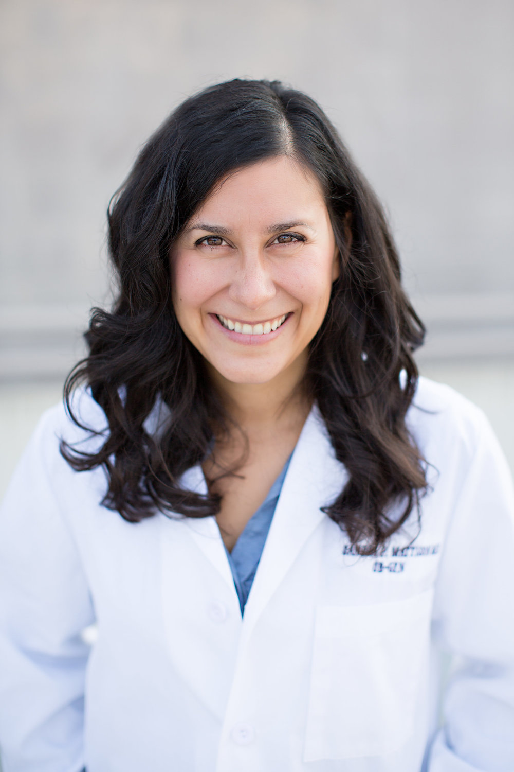 Dr. Mattison  specializes in obstetrics and gynecology.