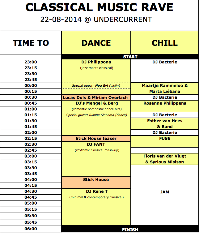 ClassicalMusicRave_schedule