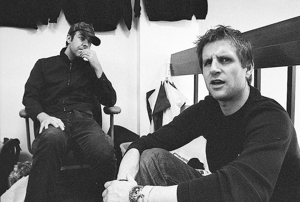 Tim Owen & Darren Walters
