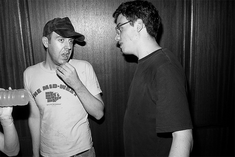 Tim Owen & Mehron Moqtaderi