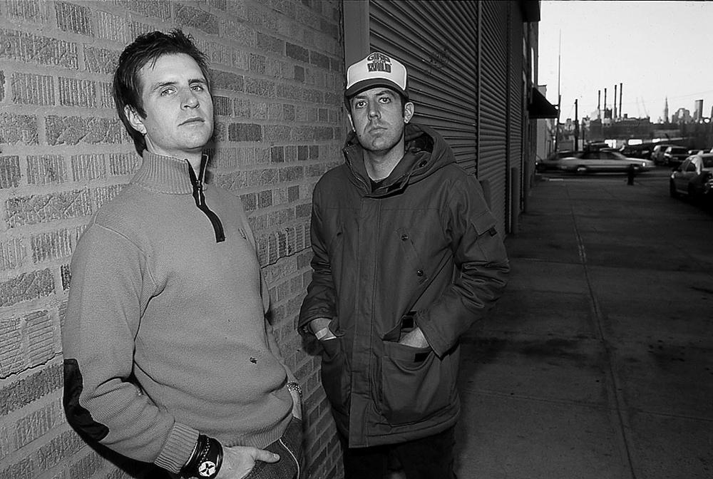 Darren Walters & Tim Owen