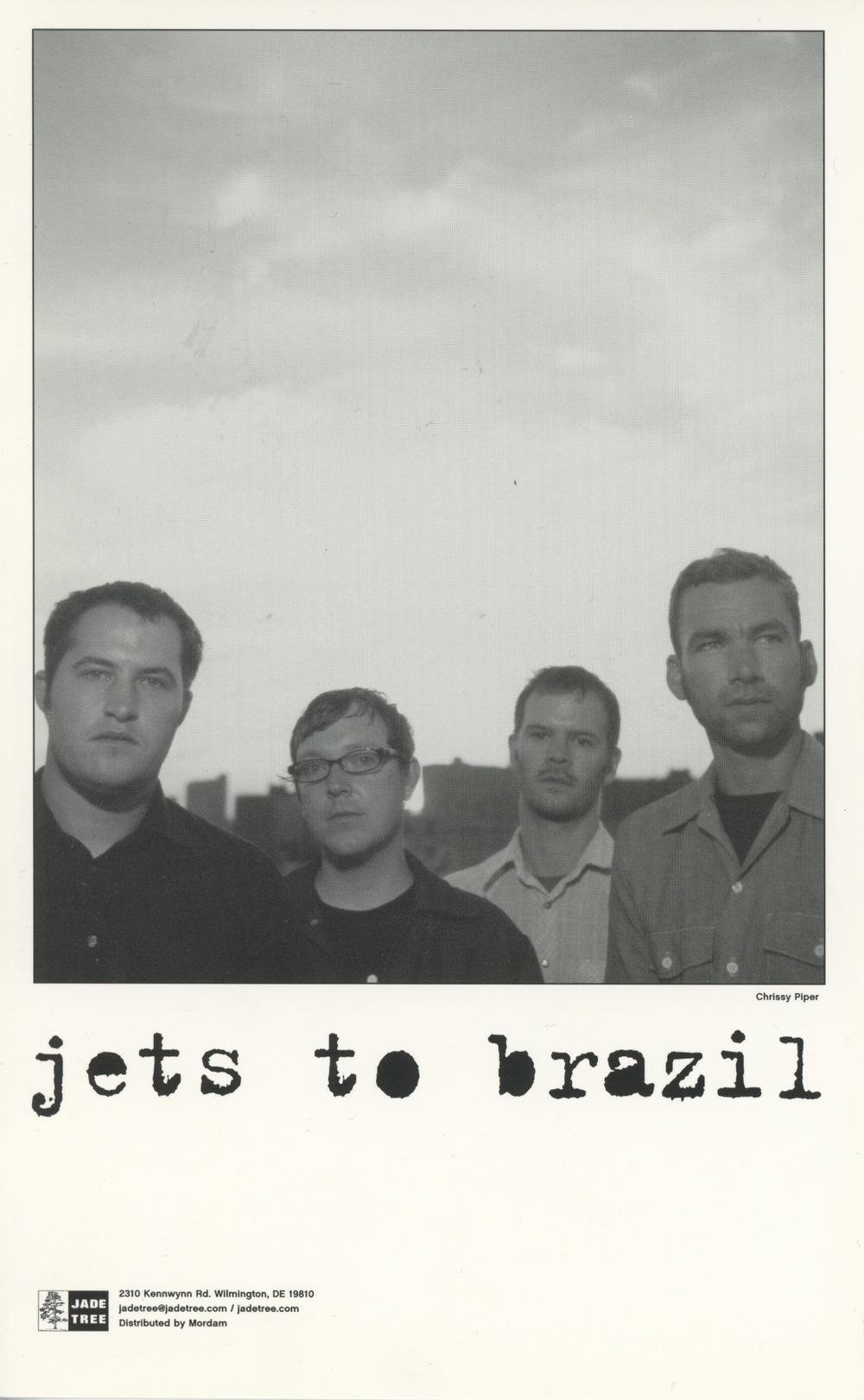 Jets To Brazil