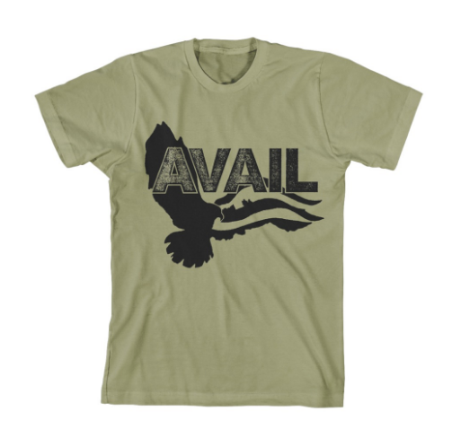 Avail - Eagle T-Shirt