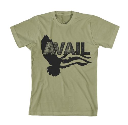 Avail - Eagle T-Shirt