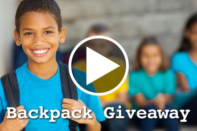 Special Surprise for Detroit Public School Students