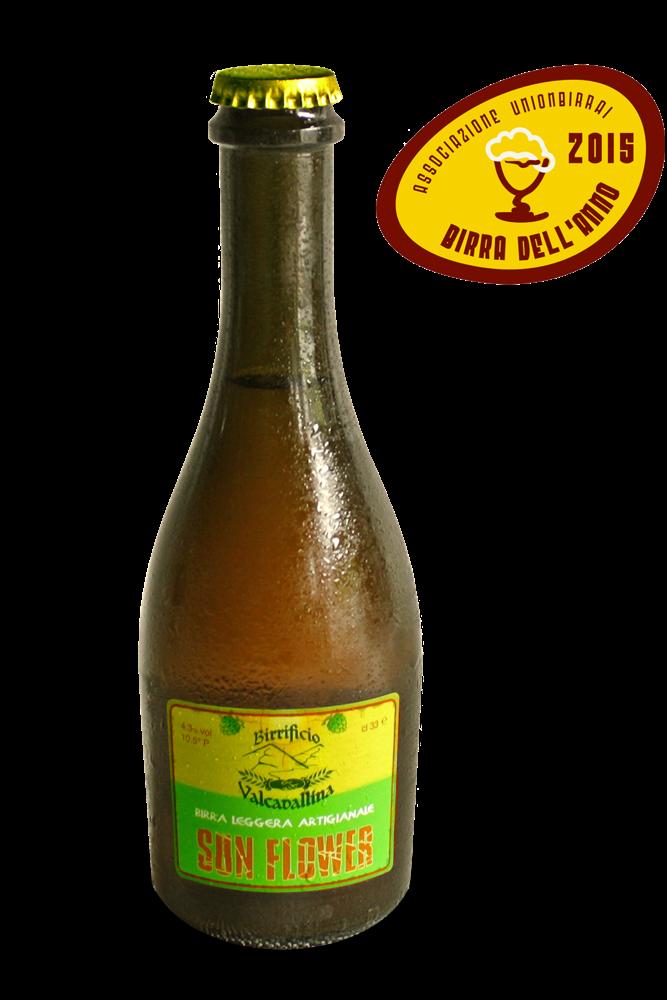 Sun Flower - Birra Artigianale Chiara – Golden Ale
