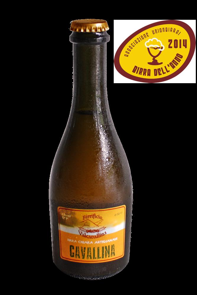 Cavallina – Birra Artigianale Chiara – Blonde Ale