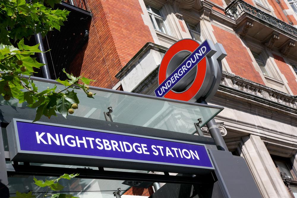 Knightsbridge SW1X