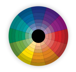 dowling jones colour pallete