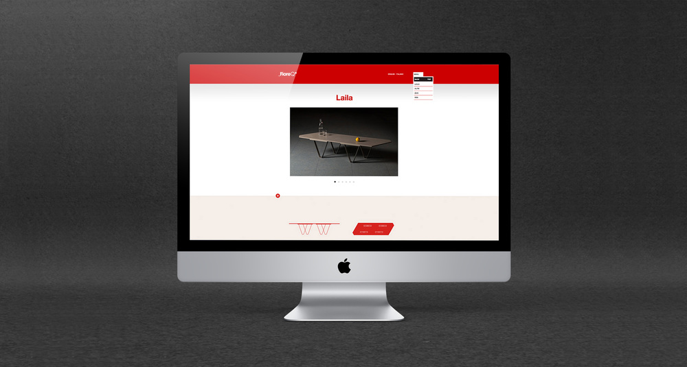 dowling jones fiore q website design