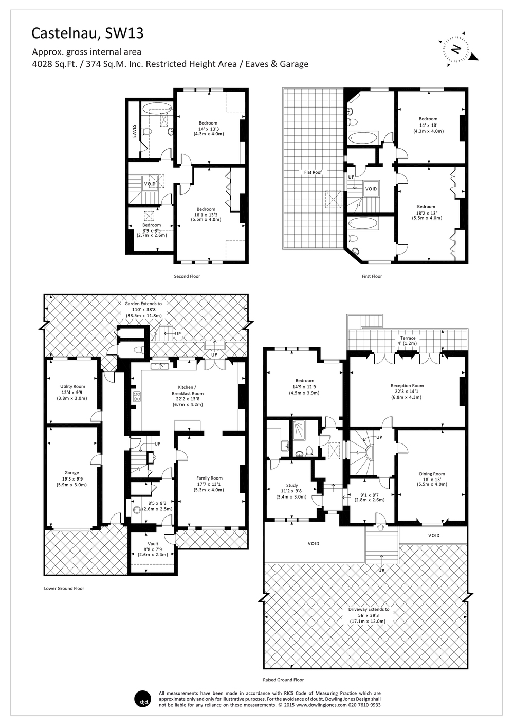 dowling jones castelnau floor plan