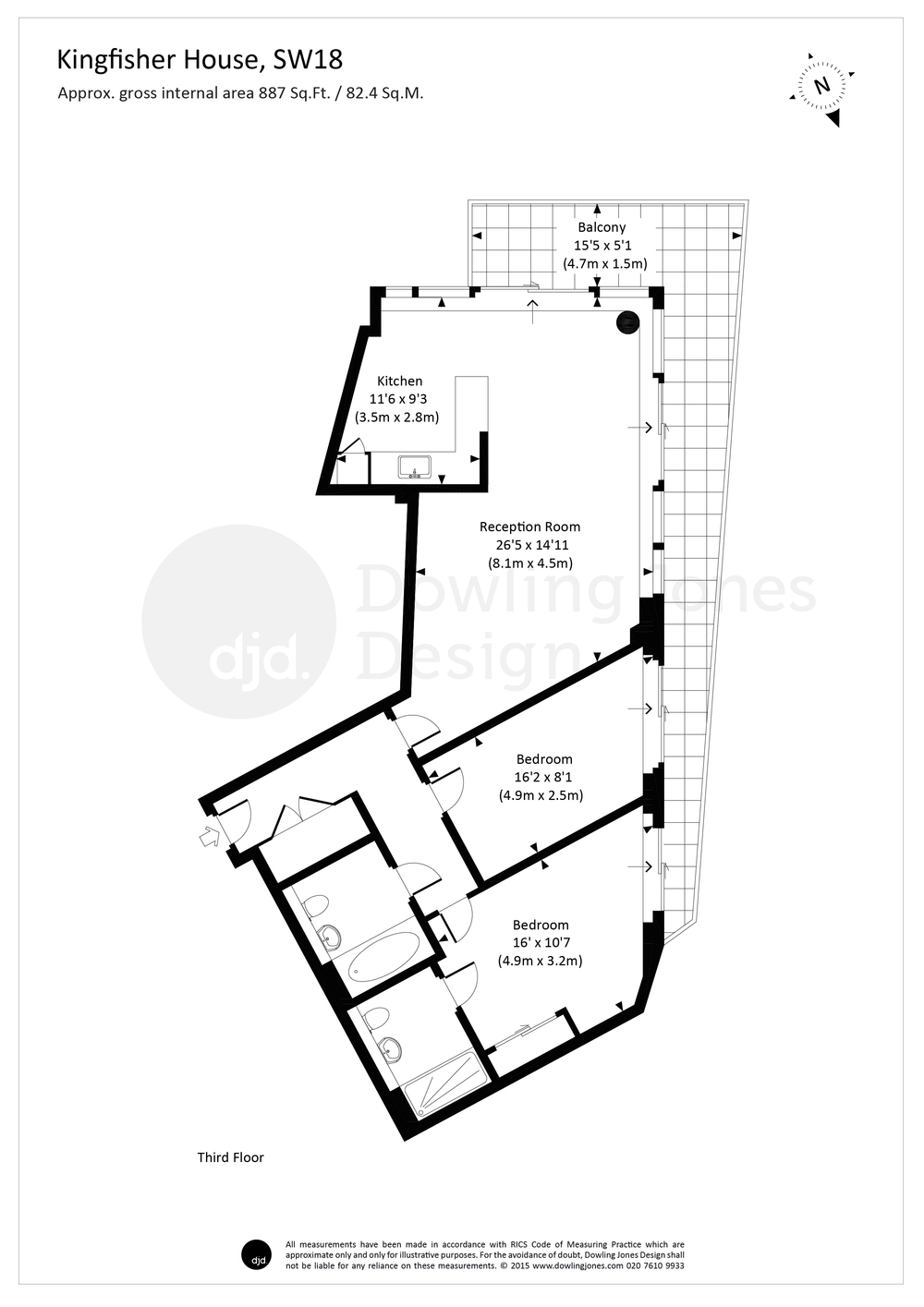dowling jones kingfisher house floor plan