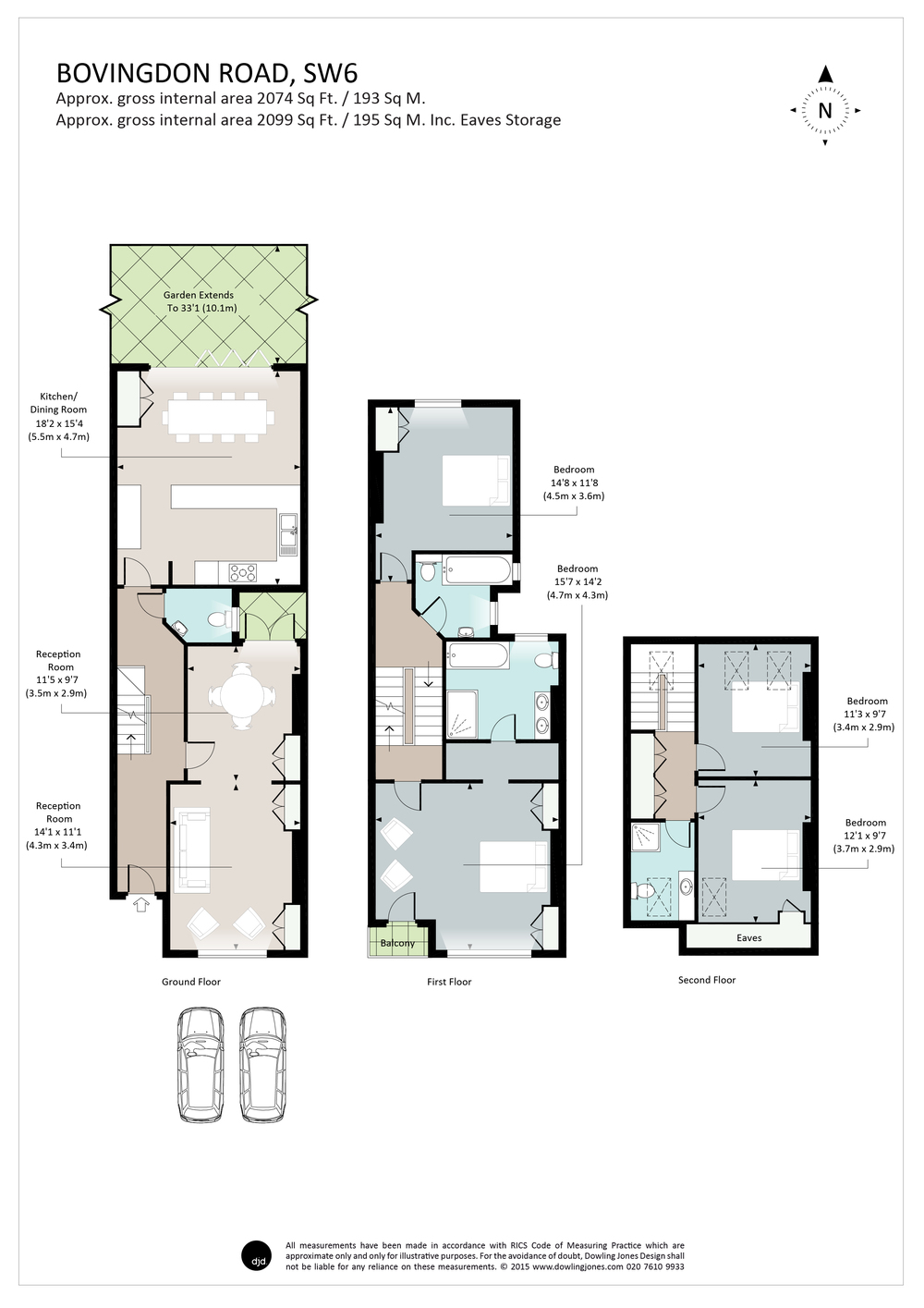 dowling jones bovingdon road floor plan