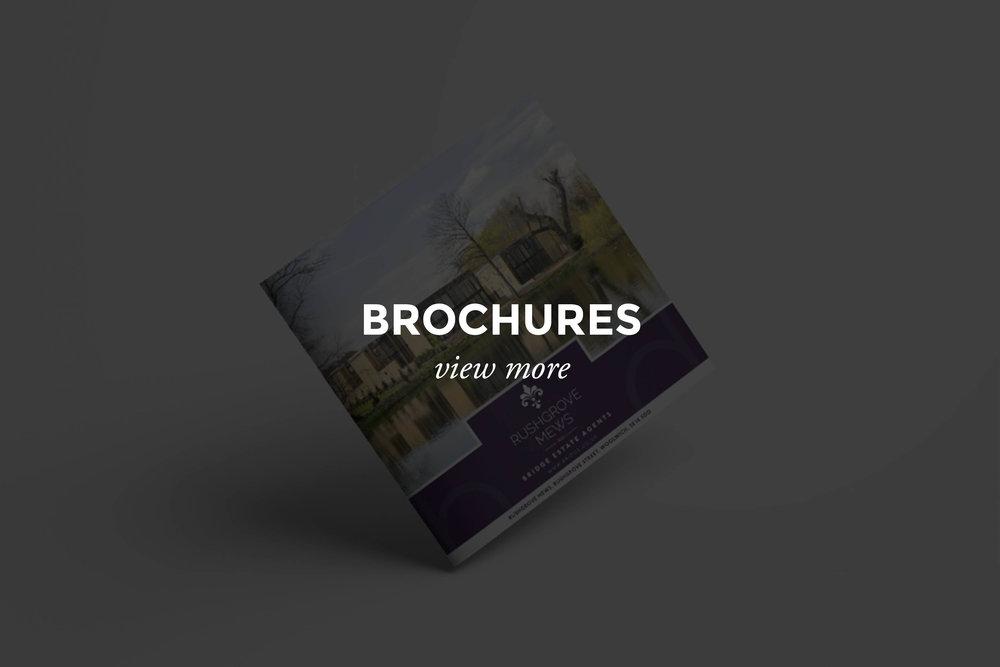 Property Brochure Design In London