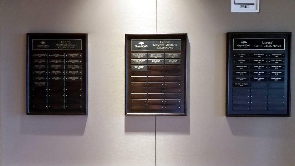 Grande Oaks - dark walnut perpetual plaques 2.JPG