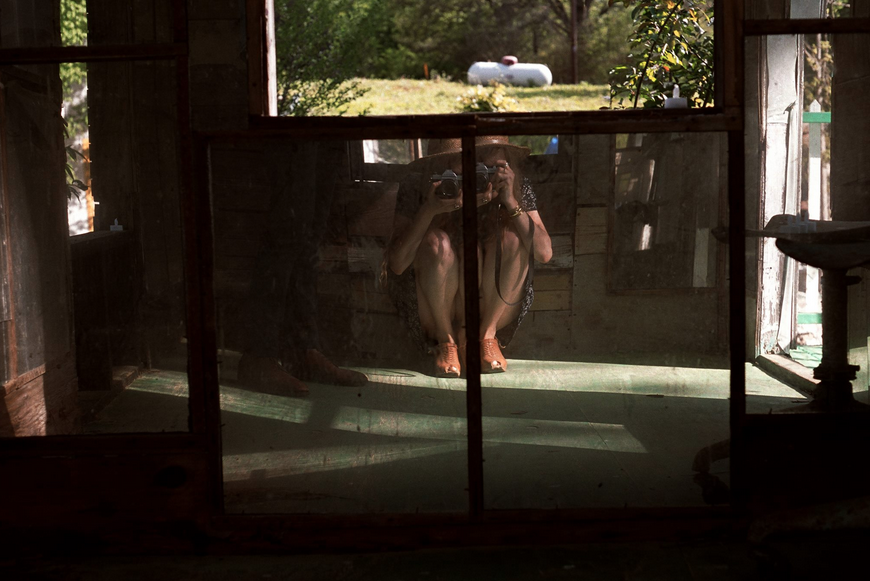 Self Portrait /Arden Wray