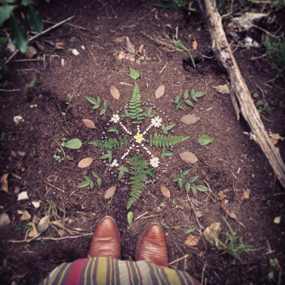 Forest Mandala In Texas.jpg