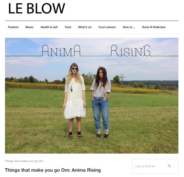Le Blow