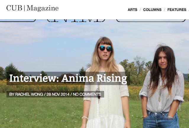 CUB | Magazine