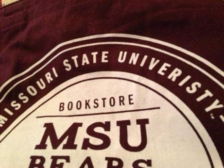 Missouri State University can't spell 'university'