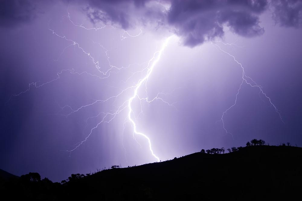 Lightning, courtesy  Fir0002/Flagstaffotos