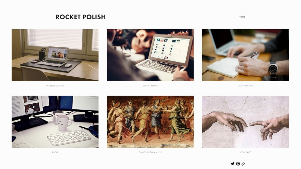 Rocket Polish II