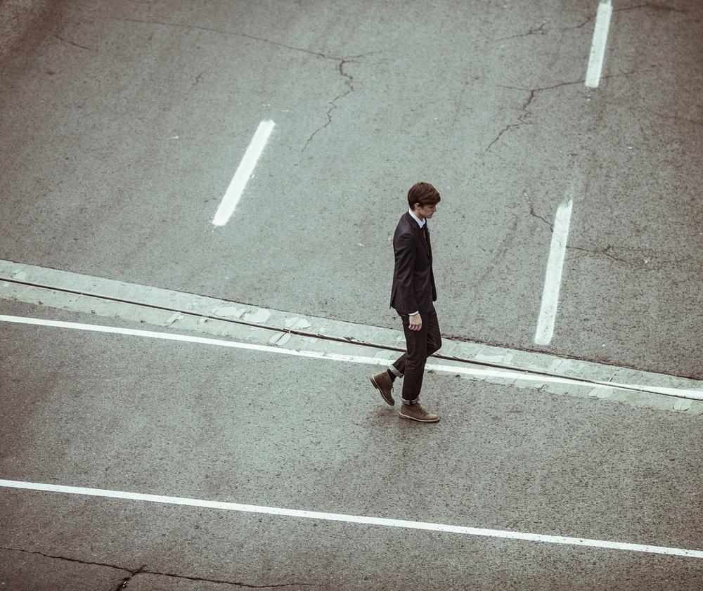 Alone in a complex world
