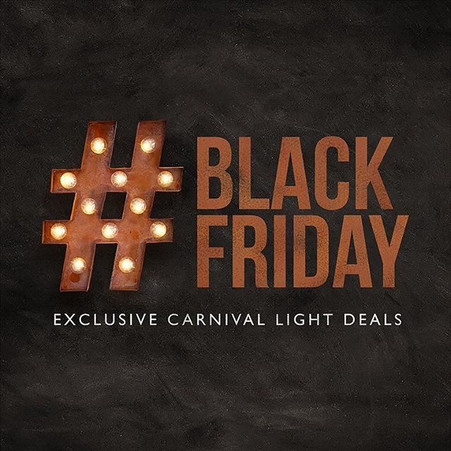 OMG OMG OMG ❤️💡 http://www.rocketandrye.co.uk/black-friday-carnival-lights-sale