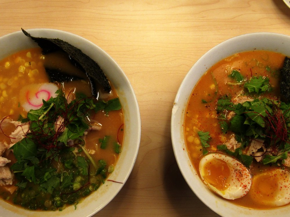 Spicy Miso Ramen, Bantam King