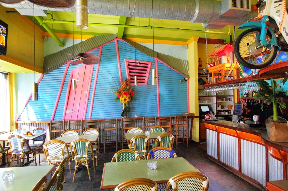 Merengue Restaurant. Photo credit: Zagat.