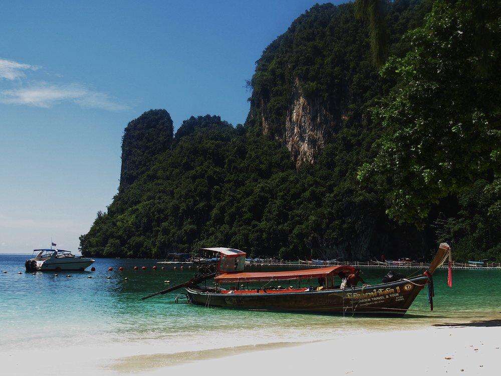 Koh Phi Phi Don, Thailand. October 2017.
