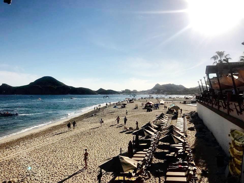 Medano Beach, Cabo San Lucas, MX