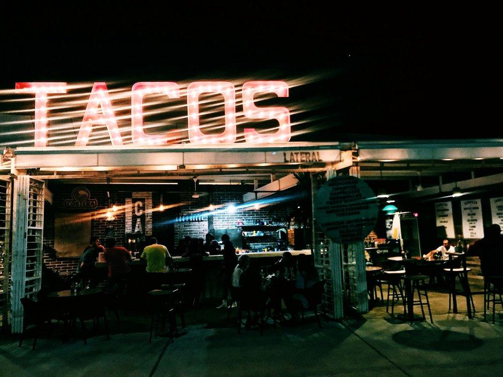 TACOS, San Jose Del Cabo, Mexico.